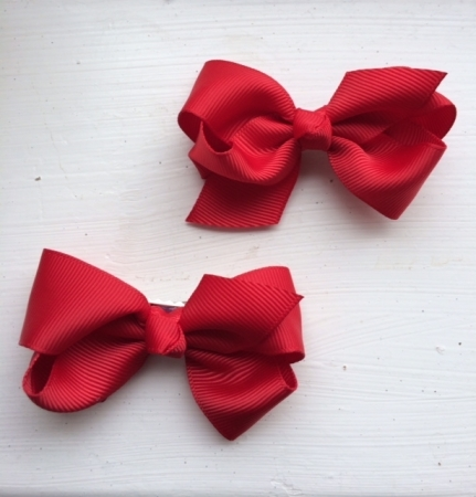 EVIE BOW CLIPS