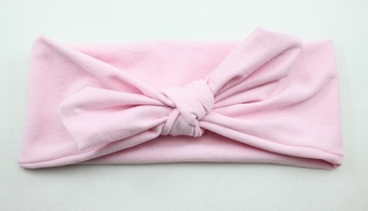 LOLA'S VINTAGE STYLE HEADWRAP - BABY PINK