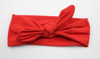 LOLA'S VINTAGE STYLE HEADWRAP - RED