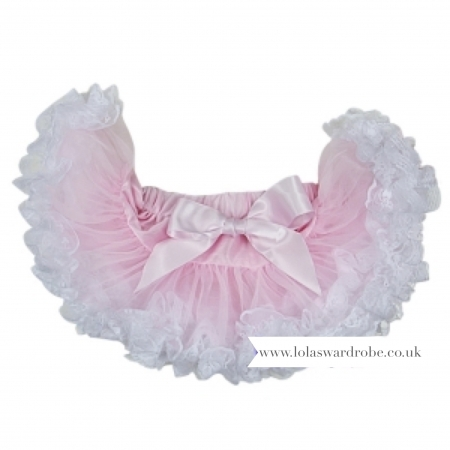 BABY BELLE (0-6m) SOFTEST STRAWBERRY LACE