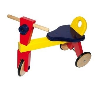 JACK - Wooden Unisex Tricycle