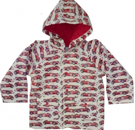 VINTAGE CAR RAINCOAT