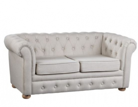 DELUXE CHILDRENS CHESTERFIELD SOFA