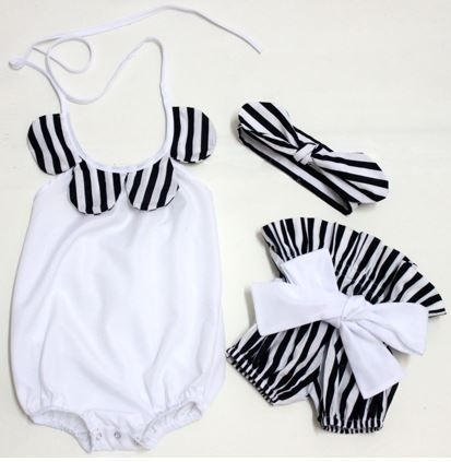 DELILAH SUMMER SET - MONOCHROME