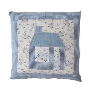 Baby Blue Nursery Cushion