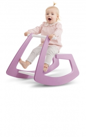 Deluxe Wooden Rocking Toy