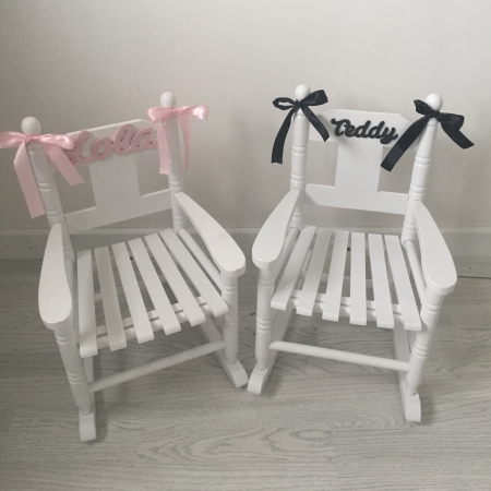 personalised rocking chair lola s nursery toys nursery furniture