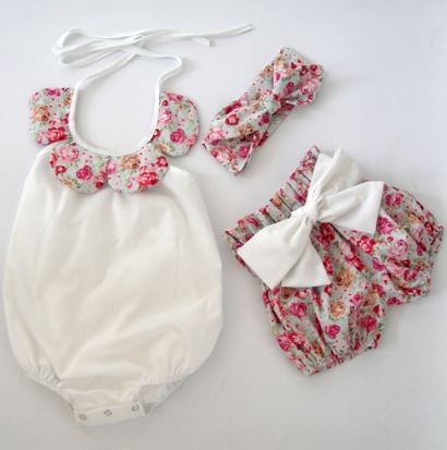 DELILAH SUMMER SET - FLORAL